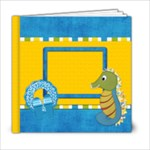 Sunshine Beach 6x6 Book - 6x6 Photo Book (20 pages)