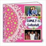 family  - 8x8 Photo Book (30 pages)