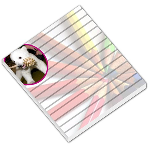 Colors Ii   Memopad By Carmensita   Small Memo Pads   68f9b0isziug   Www Artscow Com