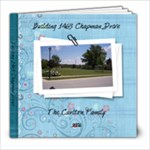 1463 Chapman Drive - 8x8 Photo Book (20 pages)