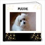 Maddie Book - 8x8 Photo Book (20 pages)