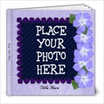 Ladybug 8x8 Photobook - 8x8 Photo Book (20 pages)