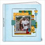 jacy family & friends - 8x8 Photo Book (20 pages)