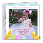 Easter book - 8x8 Photo Book (20 pages)