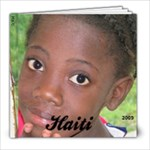 Haiti - 8x8 Photo Book (20 pages)