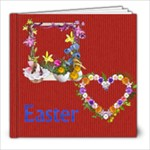 Happy Easter 8x8 photobook 39 pages - 8x8 Photo Book (39 pages)
