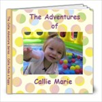 Callie s Storybook - 8x8 Photo Book (20 pages)