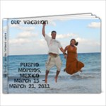 VACATION32011 - 9x7 Photo Book (20 pages)