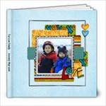 My Boyz - 8x8 Photo Book (39 pages)