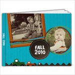 Fall 2010 - 7x5 Photo Book (20 pages)