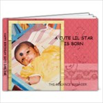 HAPPY BIRTHDAY SATI DARLING - 9x7 Photo Book (20 pages)