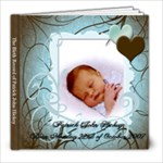 Patricks birth book - 8x8 Photo Book (20 pages)