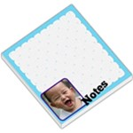 Blue notes - MEMOPAD - Small Memo Pads