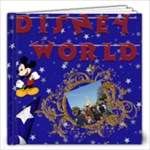Disney - 12x12 Photo Book (60 pages)