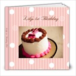 Lily - 8x8 Photo Book (20 pages)
