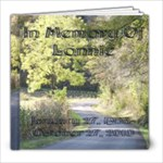 lonnie funeral-8x8 - 8x8 Photo Book (20 pages)