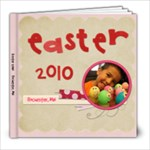 Easter Sundae Swirl  - 8x8 Photo Book (20 pages)