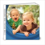 grandma book - 6x6 Photo Book (20 pages)