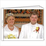Jason & Tasha Monday Wedding - 7x5 Photo Book (20 pages)