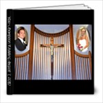 carrie wedding - 8x8 Photo Book (20 pages)