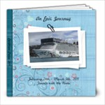 cruise album - 8x8 Photo Book (20 pages)