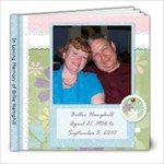 Billie Hemphill Album - 8x8 Photo Book (60 pages)