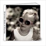 Brianna - 6x6 Photo Book (20 pages)
