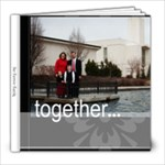 Family - Temple 3-2011 - 8x8 Photo Book (20 pages)