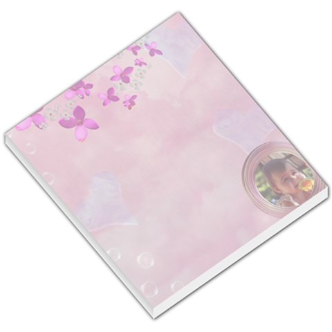 Fantasy Sm Notepad By Kdesigns   Small Memo Pads   Z43wl5kv23fb   Www Artscow Com