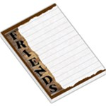 Friends Labelled Large Memo Pad - Large Memo Pads