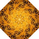 sheet music3 umbrella - Folding Umbrella