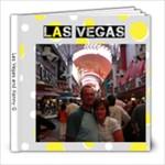 Las Vegas  - 8x8 Photo Book (20 pages)