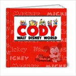 cody - 6x6 Photo Book (20 pages)