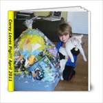 corey loves pigi - 6x6 Photo Book (20 pages)