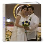 Kasal - 8x8 Photo Book (20 pages)