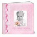 lily 2007 custom - 8x8 Photo Book (20 pages)