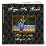 Sign In Book - 12x12 Photo Book (20 pages)