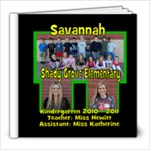 Miss Hewitt s Book - 8x8 Photo Book (20 pages)