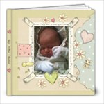 Sage Willow - 8x8 Photo Book (20 pages)