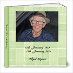 Uncle Ross2 - 8x8 Photo Book (20 pages)