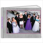 Cierra s Prom Book - 9x7 Photo Book (20 pages)