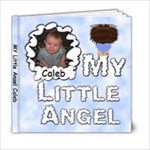 My Little Angel Boy 6x6 - 6x6 Photo Book (20 pages)