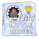 My Little Angel Boy 8x8 - 8x8 Photo Book (20 pages)