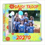 Girl Scouts 2011 - 8x8 Photo Book (20 pages)
