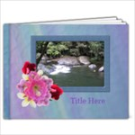 Memories 7x5 book - 7x5 Photo Book (20 pages)