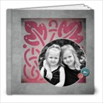 Summer time album - 8x8 Photo Book (20 pages)