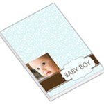 baby boy - Large Memo Pads