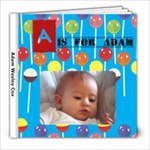 adam baby - 8x8 Photo Book (20 pages)