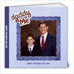Father s Day Scrapbook - 8x8 Photo Book (60 pages)