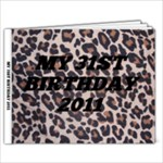 my 31st - 9x7 Photo Book (20 pages)